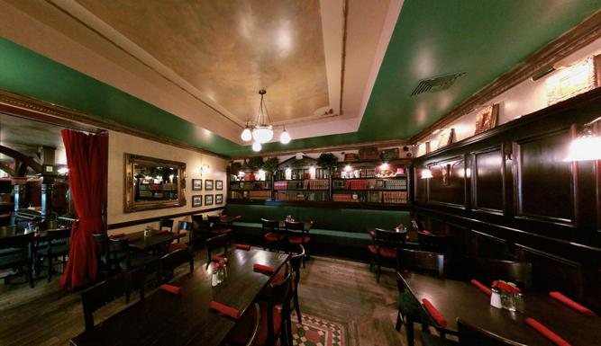 OakLeaf Designs Project - Kilkenny\'s Irish Pub